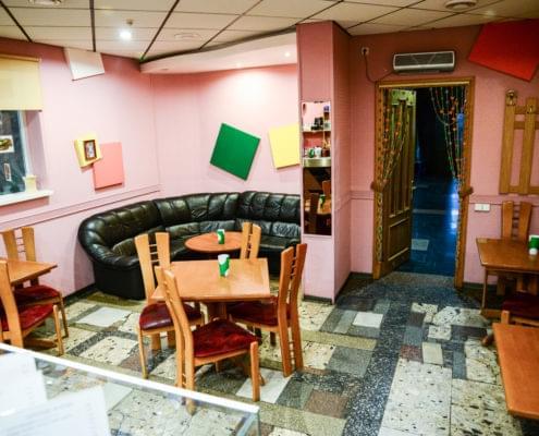 """Кафе в СК """"Меридиан"""" - 1"""