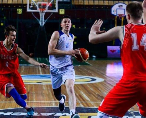 Молодежная сборная по баскетболу - 3
