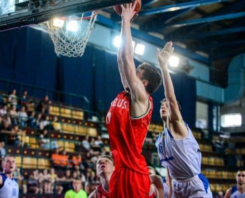 Молодежная сборная по баскетболу - 2
