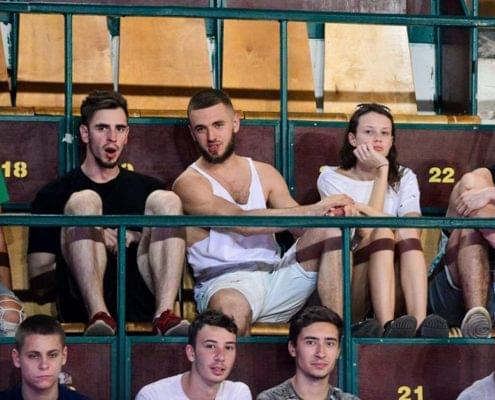 Молодежная сборная по баскетболу - 1