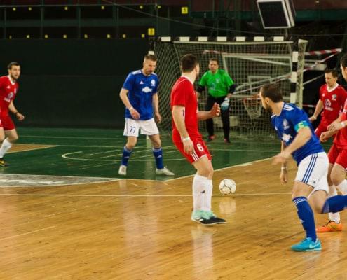 Турнир по мини-футболу - 3