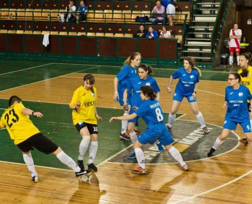 Турнир по мини-футболу - 1